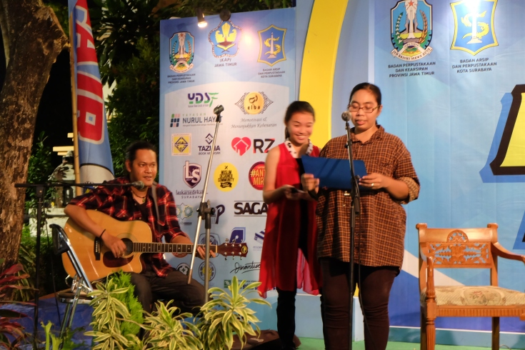 Komunitas Sae Sanget Indonesia Mas Arie - Sheren - Mbak Shenobi